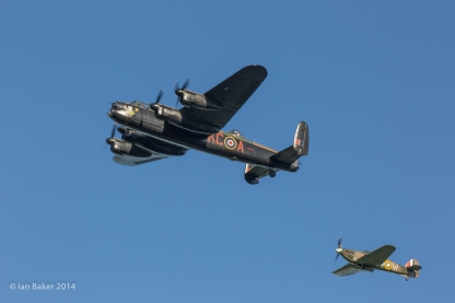 Historic Lancaster and Hurricane