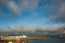 Dun Laoghaire, County Dublin , Terriffic Light , a great place to visit.
