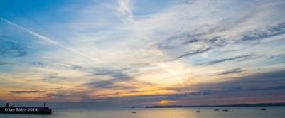 St Ives sunrise