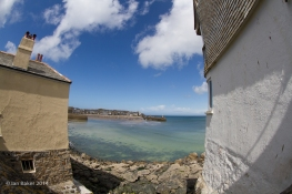 St Ives from the Warren