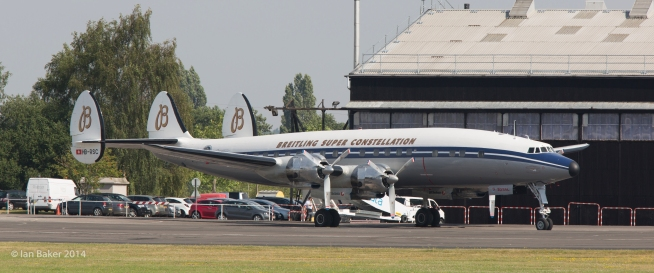 Lockeed Super Constellation (1)