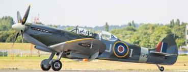 Supermarine Spitfire LF Mk. IX (17)