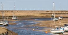 Tide returning Wells NTS